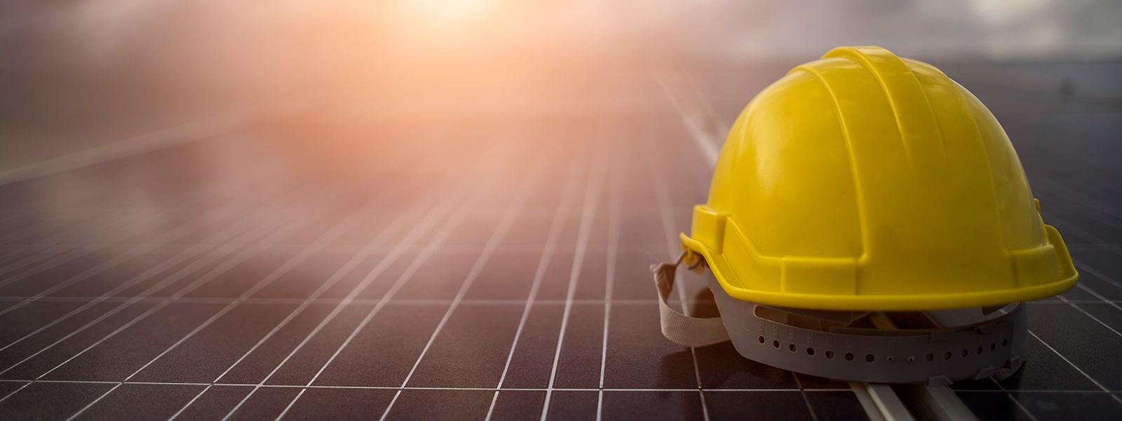 Solar energy,clean energy for better tomorrow